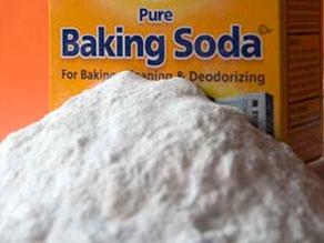 BAKING SODA LÀM SẠCH TÓC